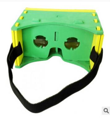 וירטואל קיוב - משקפי מציאות מדומה הכי מגניבה