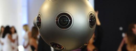 נוקיה OZO מצלמת 360 מעלות
